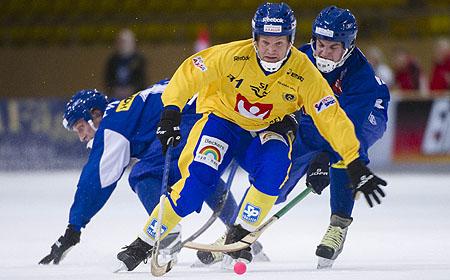 Sverige – Finland VM i Bandy 2012
