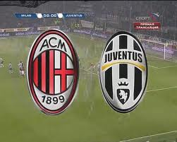 Milan - Juventus Italienska cupen