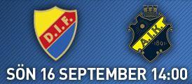 Derby Djurgårdens AIK