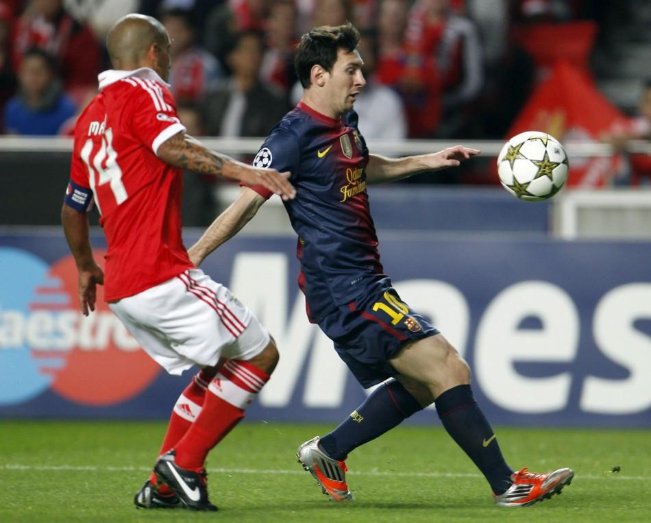 Speltips Barcelona – Benfica