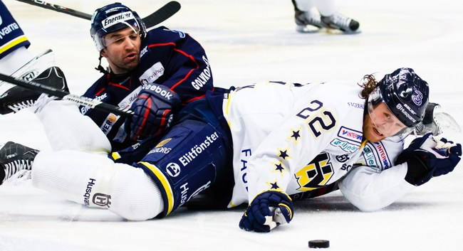 SM slutspelet i Ishockey HV71 - Linköpings HC