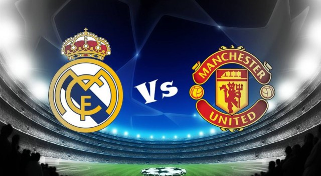 united real madrid åttondelsfinal cl