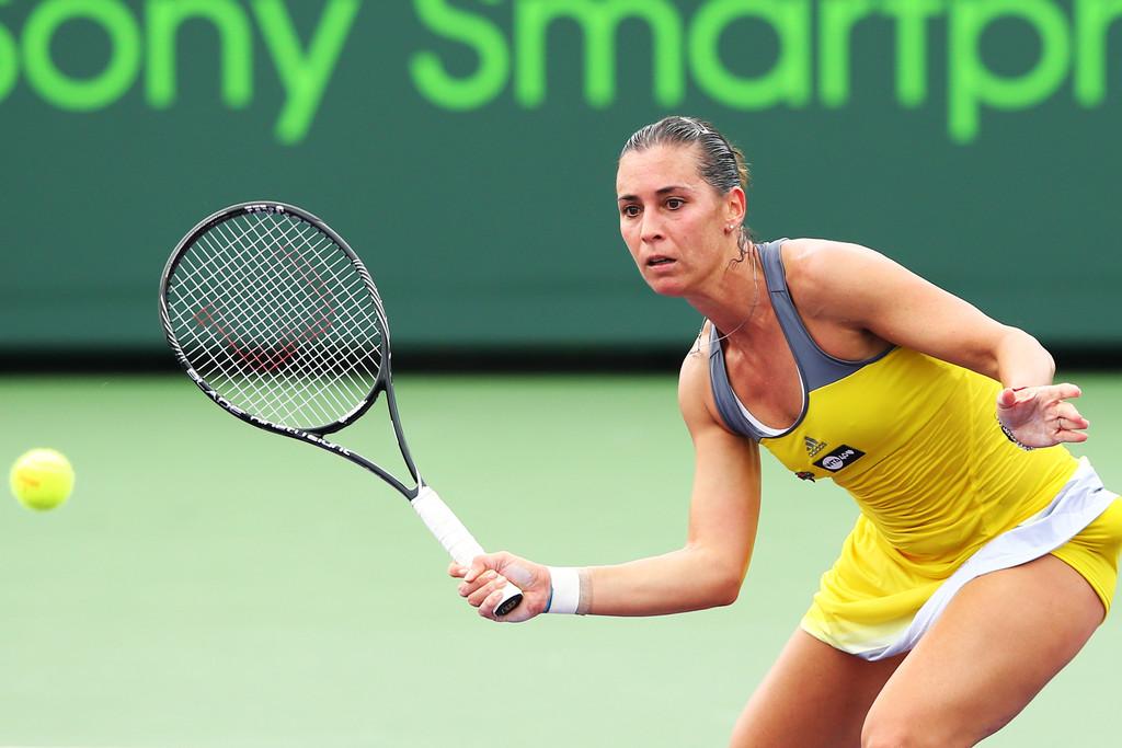 Swedish Open Båstad Tennis Damer semifinal