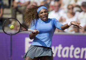 Klara Zakopalova - Serena Williams