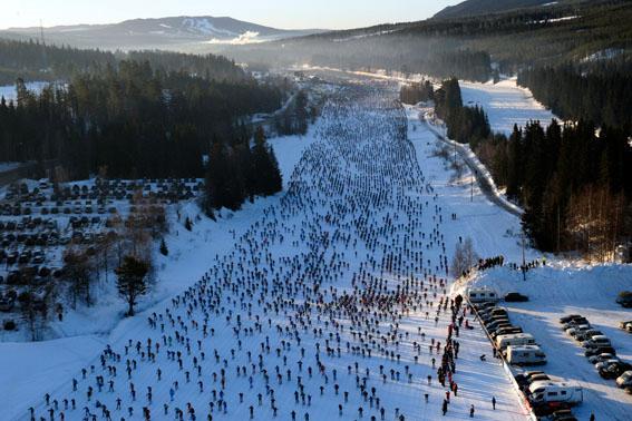 Vasaloppet 2014 Sälen – Mora