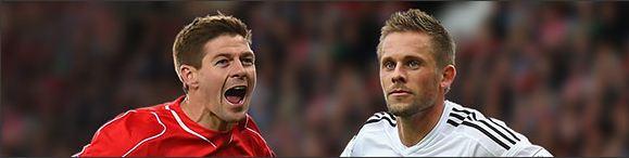 Liveoddsspel värt 250 kr på Liverpool mot Swansea