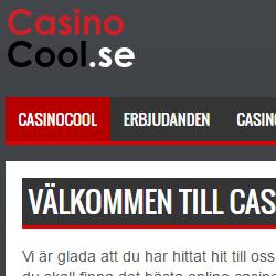 Spela casino på internet