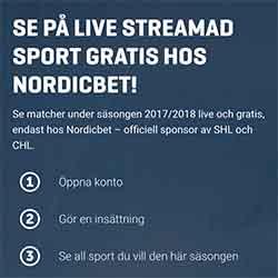 CHL Live Stream