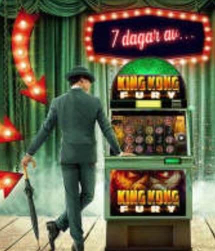 Veckans spel: King Kong Fury – Vinn 25 gratissnurr om dagen!
