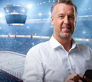Vinn större på Ishockey hos LeoVegas!